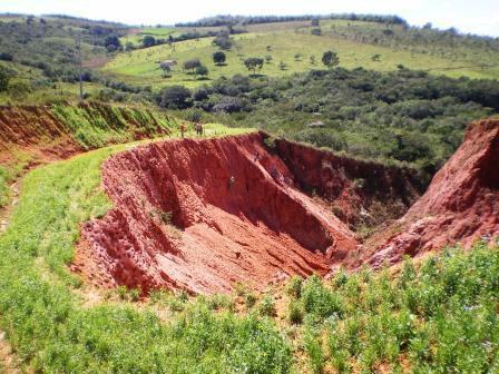 Planos de recuperação de areas degradadas